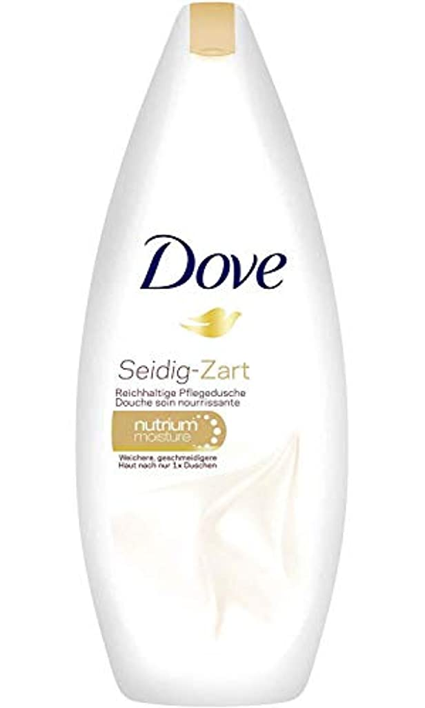 ミニチュア群がる純正Dove Silk Body Wash , 250ml by Dove