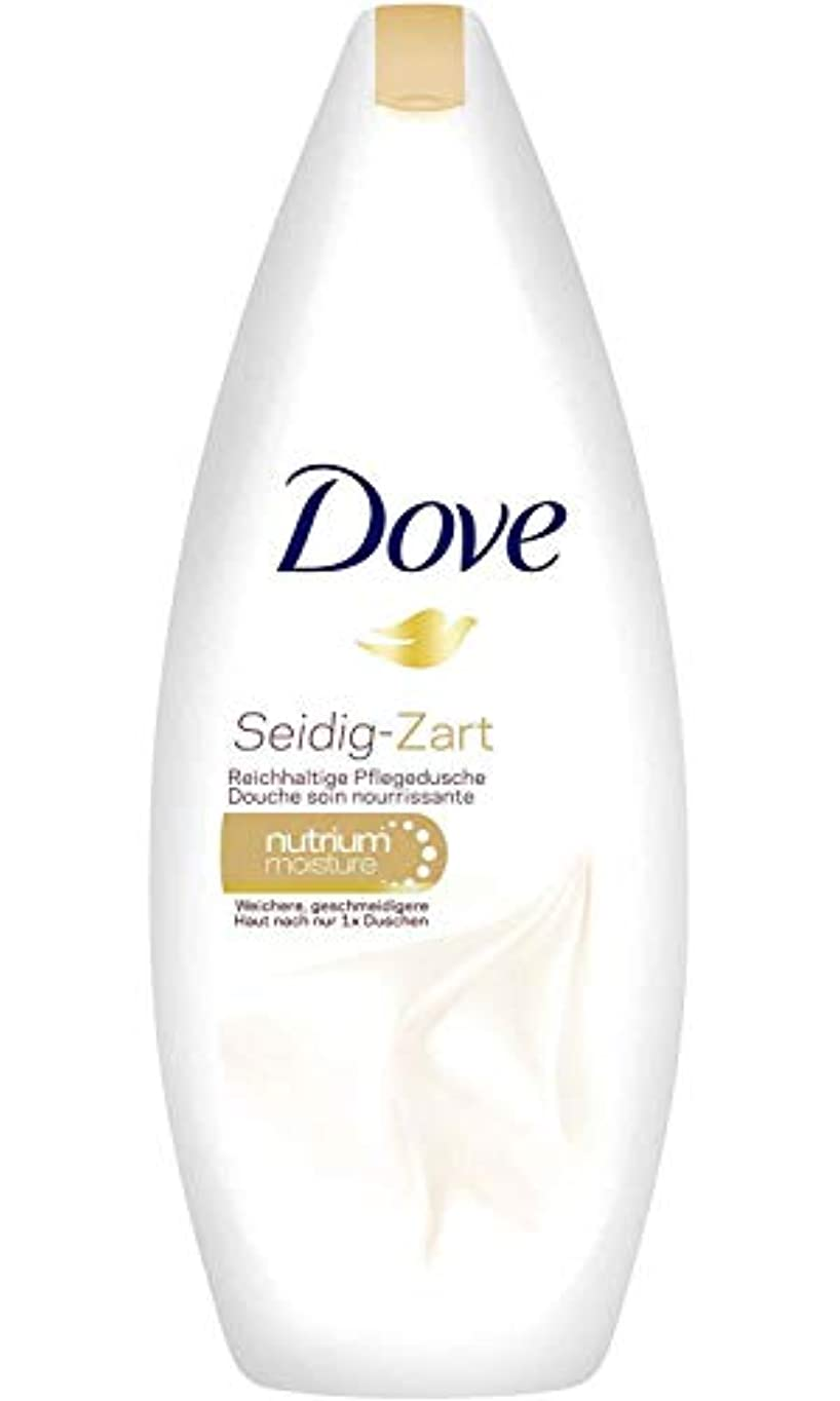 スロベニアけん引精神Dove Silk Body Wash , 250ml by Dove