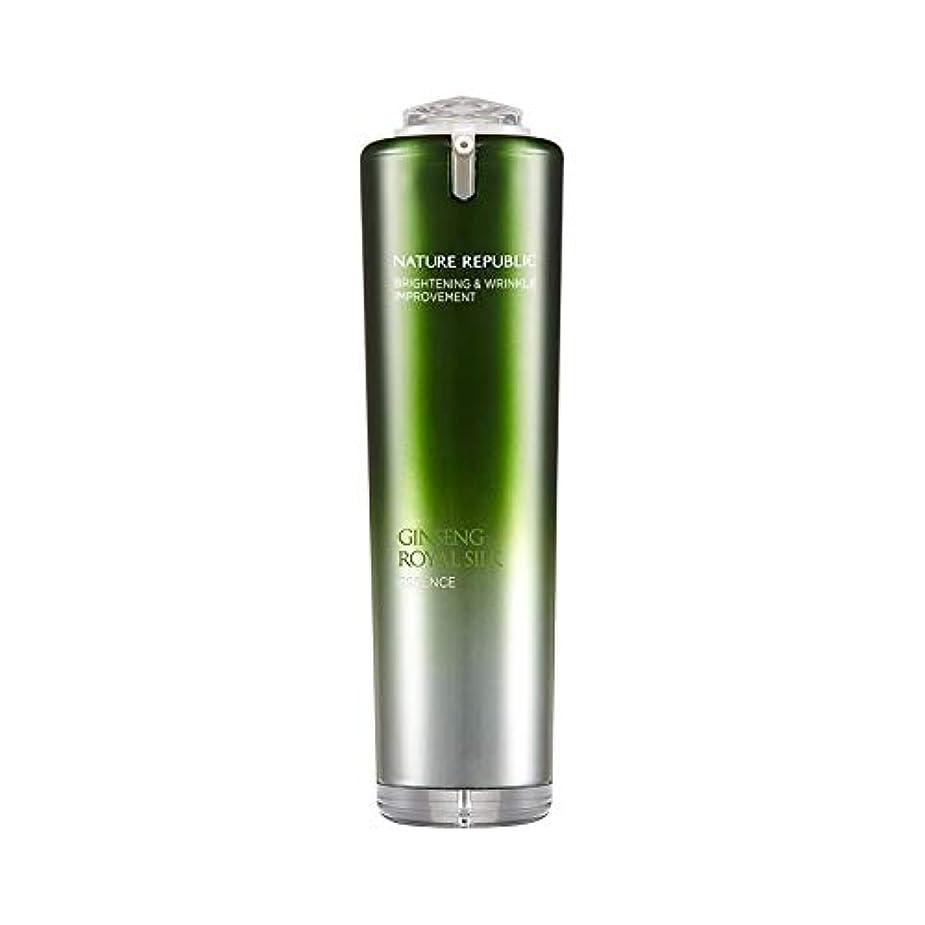 ネイチャーリパブリック(Nature Republic)ジンセンロイヤルシルクエッセンス40ml / Ginseng Royal Silk Essence 40ml :: 韓国コスメ [並行輸入品]
