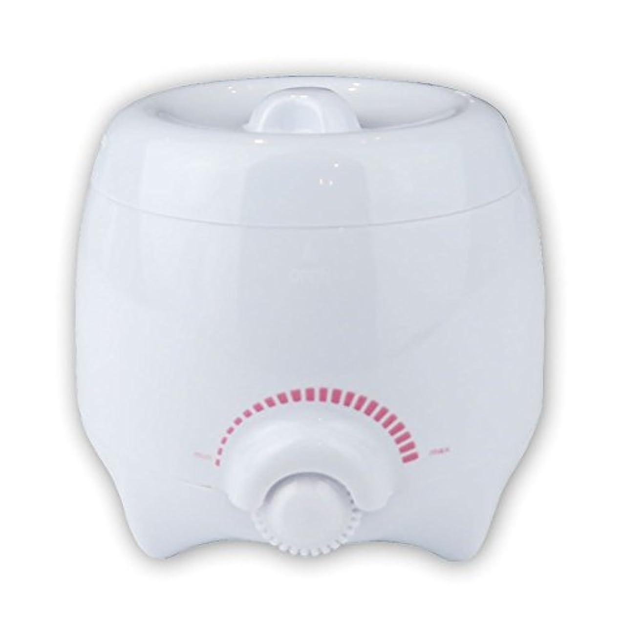 王室暖炉ビジターブラジリアンワックス ハードワックス専用ヒーター 150ml 粒ワックス ウォーマー ワックスウォーマー 脱毛ワックス