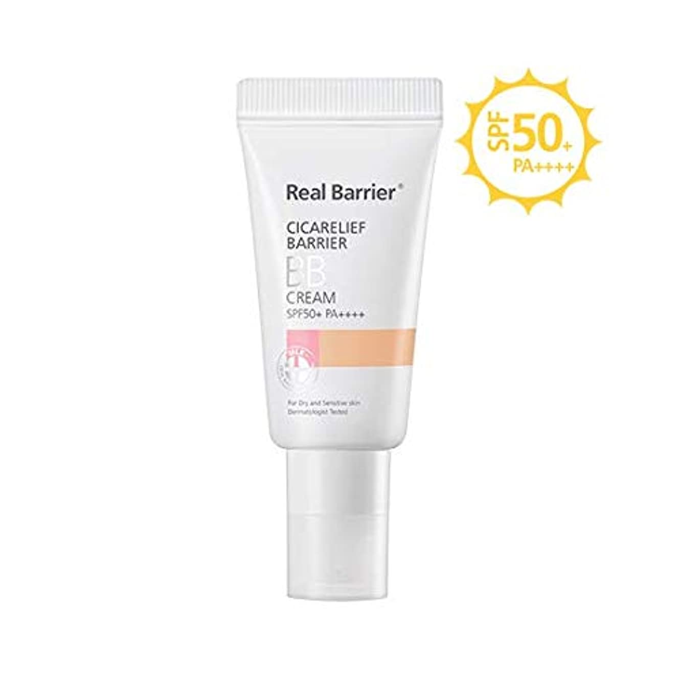 ATOPALM Real Barrier リアル·バリア シカリュフ バリアー ヴィヴィ クリーム SPF50 + PA ++++ 50ml / REAL BARIER CICARELIEF BARRIER BB CREAM...