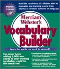 Merriam Webster's Vocabulary Builder