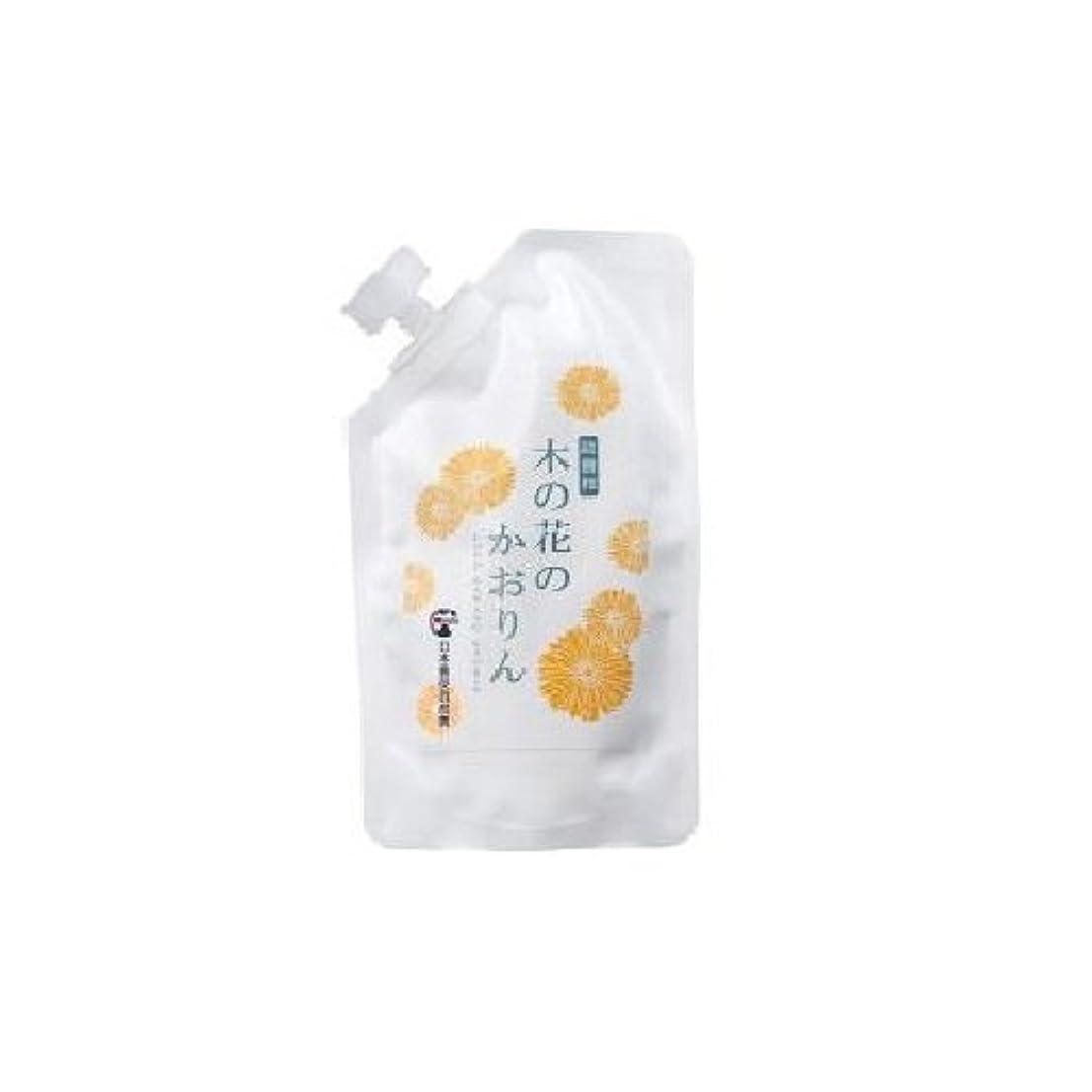 下手バンカーナプキン日本豊受自然農 木の花のかおりん(デオドラント)詰替用 100ml