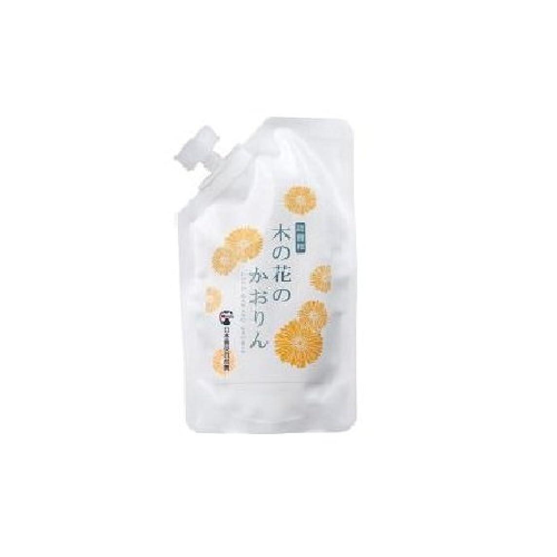 銃肥料定期的日本豊受自然農 木の花のかおりん(デオドラント)詰替用 100ml