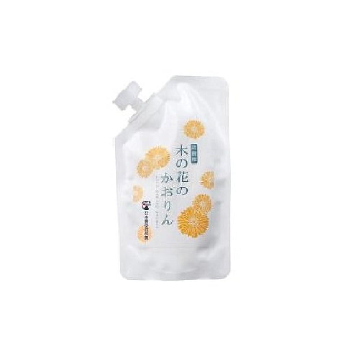 前方へ吐き出す競争日本豊受自然農 木の花のかおりん(デオドラント)詰替用 100ml
