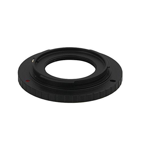 (バシュポ) Pixco レンズ アダプター 16mm C マウント フィルム レンズ- Nikon 1カメラ対応 (C Mount-Nikon 1) J5 J4 S2 V3 AW1 J3 J2 J1 V2 S1 V1