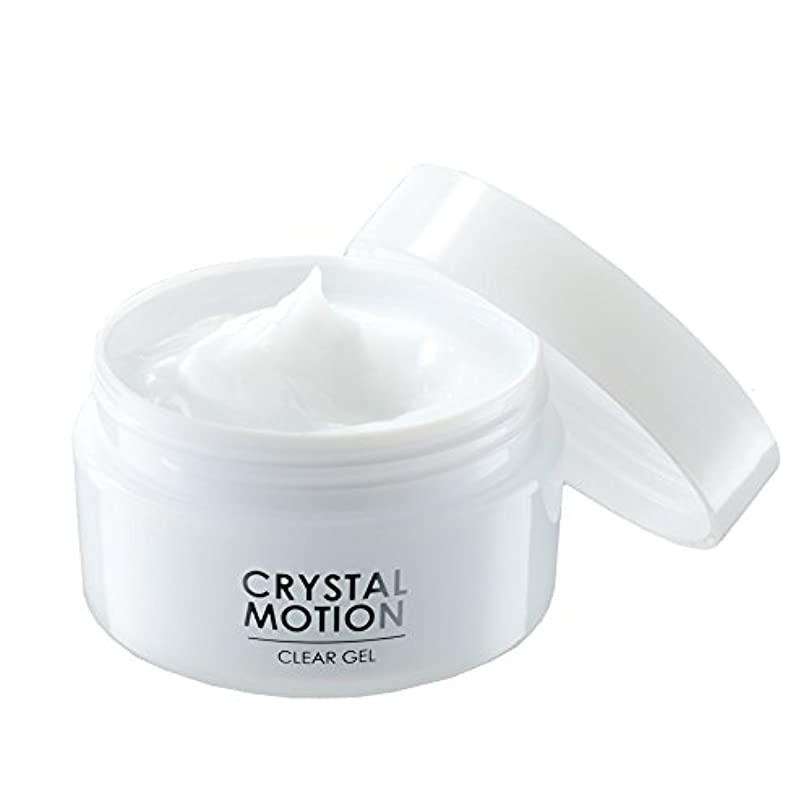 対ねばねば分泌するクリスタルモーション CRYSTAL MOTION 薬用ニキビケアジェル 保湿 乾燥 美白 美肌 ニキビ 予防 1ヶ月分 60g