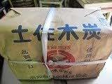 土佐木炭6kg(黒炭)