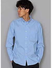 ユナイテッドアローズ グリーンレーベル リラクシング ワイシャツ NM C/C ストレッチ ピンポイントオックスフォード ボタンダウンカラー シャツ 32111992421 メンズ