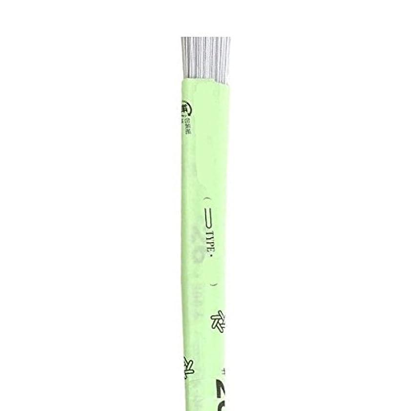 ミトン単語猛烈な紙テープ巻きワイヤー 太さ約0.35mm (100本入り) 番手28 白 72cm 半折