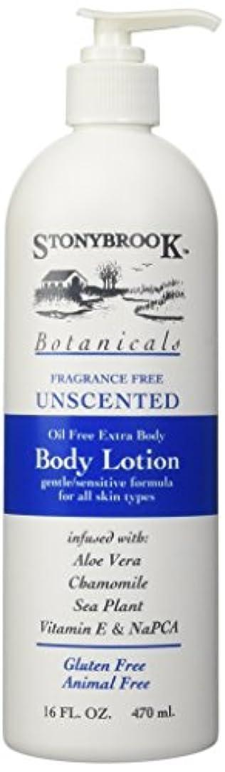 Stoney Brook Oil-Free Unscented Body Lotion 473 ml (並行輸入品)