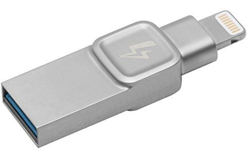 キングストン Lightning USBメモリ iPhone/...