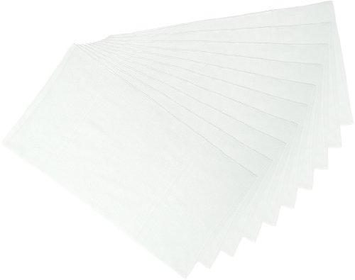 日本製 10枚組 ドビー織 無地 仕立て布おむつ 白 TK700