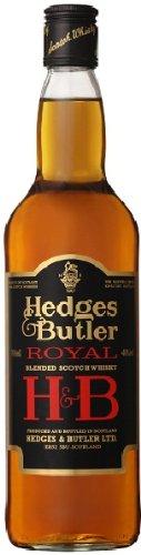 ヘッジス&バトラー スタンダード 40度 700ml 瓶