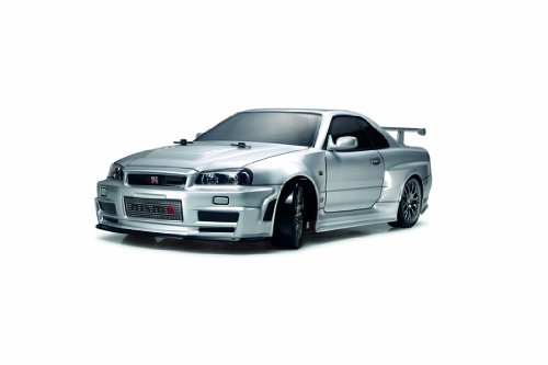 1/10 電動RCカーシリーズ No.419 1/10 RCC ニスモ R34 GT-R Z-tune(TT-01Dシャーシ) ドリフトスペック 58419