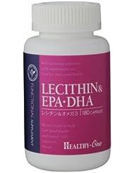 レシチン&EPA?DHA 180カプセル ヘルシーワン