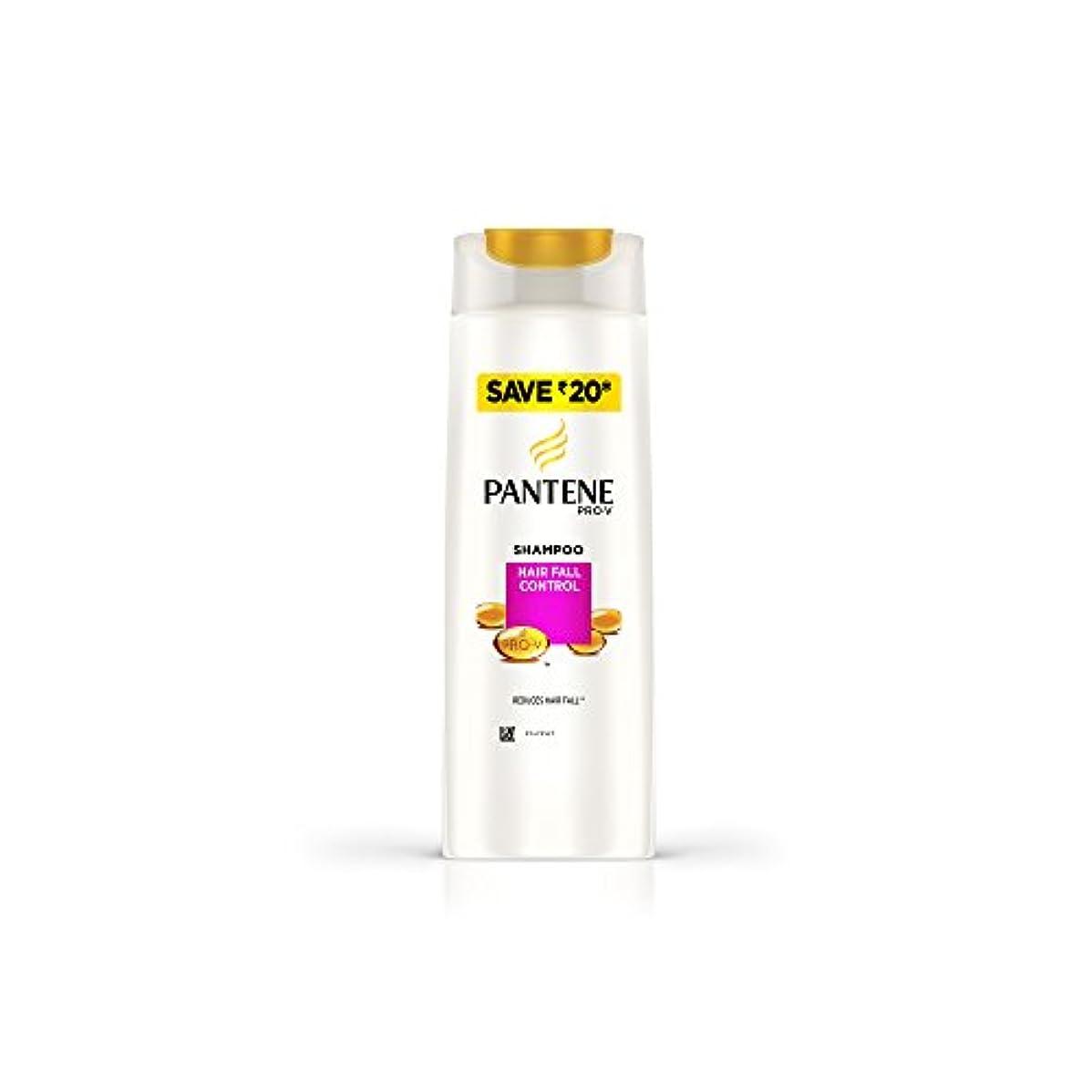 ランチョン稚魚在庫PANTENE Hair Fall control SHAMPOO 180 ml (PANTENEヘアフォールコントロールシャンプー180ml)