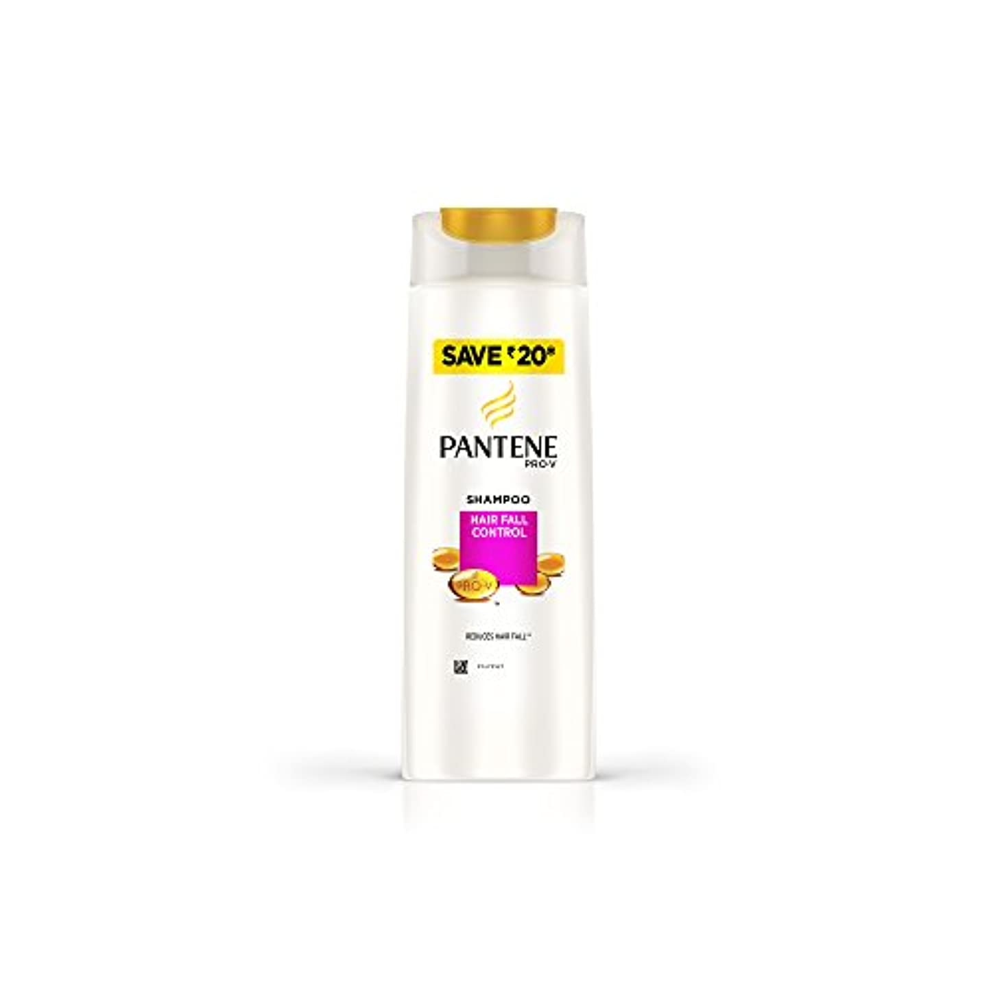 減らす血統タブレットPANTENE Hair Fall control SHAMPOO 180 ml (PANTENEヘアフォールコントロールシャンプー180ml)