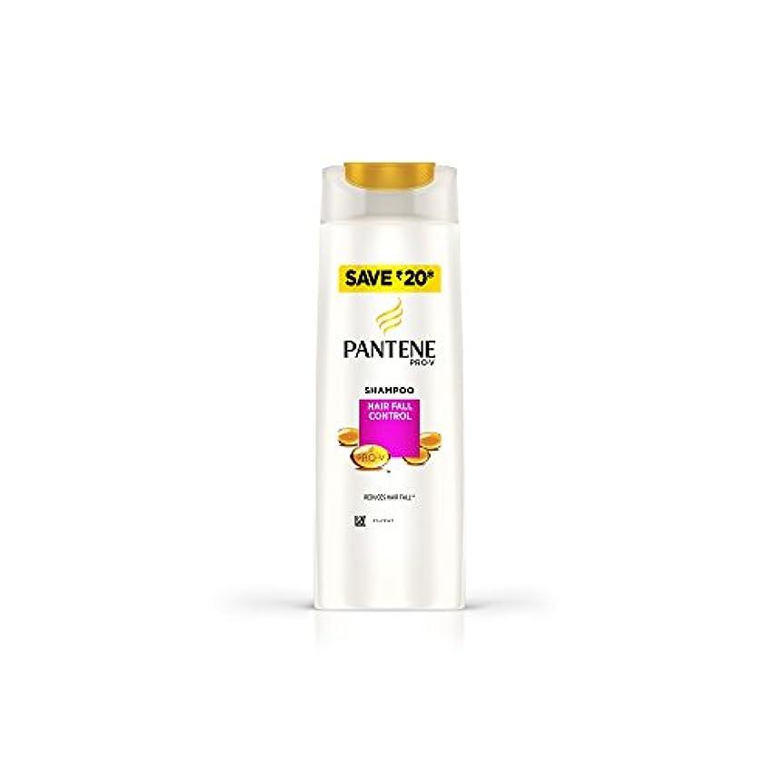 テントソーシャル不振PANTENE Hair Fall control SHAMPOO 180 ml (PANTENEヘアフォールコントロールシャンプー180ml)
