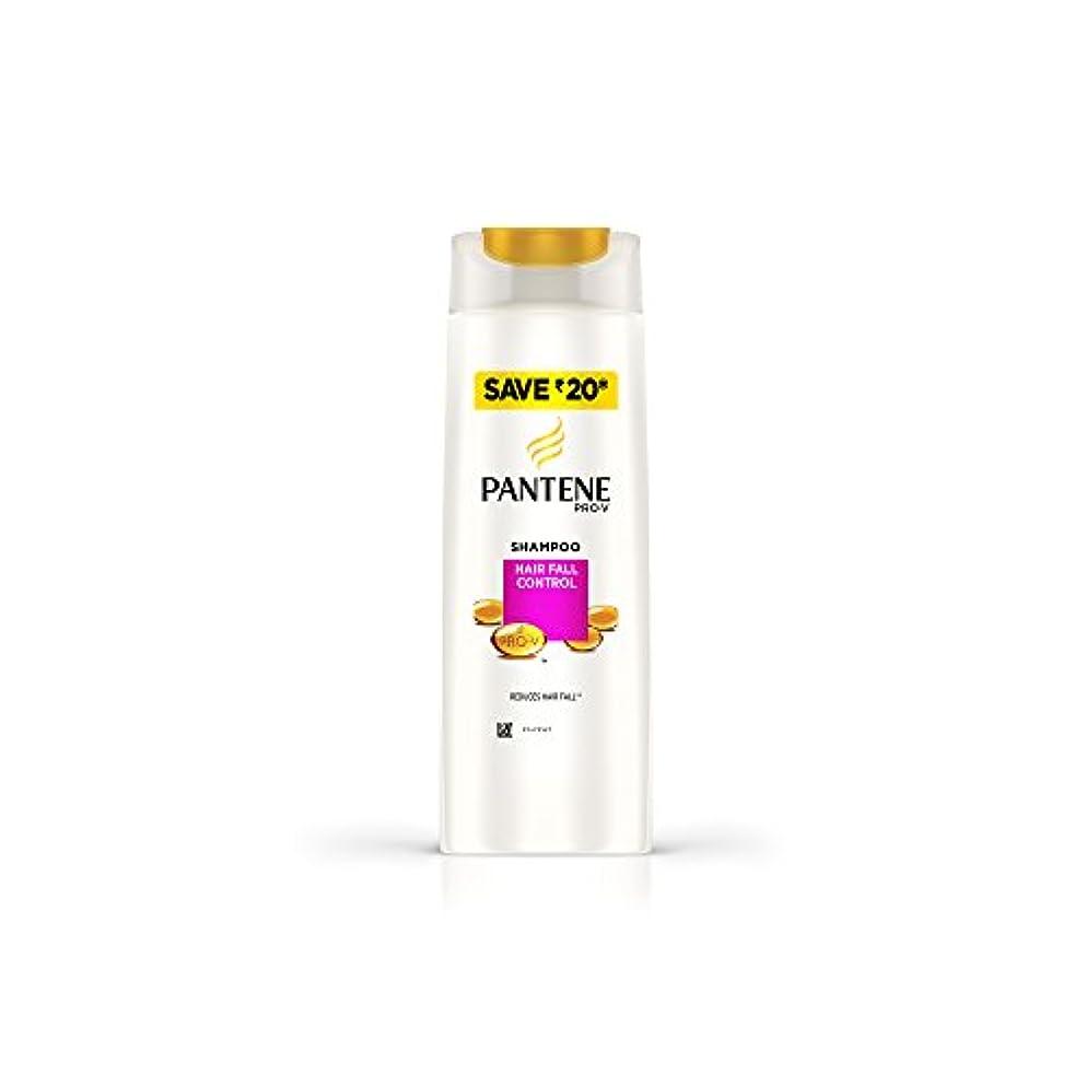奇跡的な過度に見つけるPANTENE Hair Fall control SHAMPOO 180 ml (PANTENEヘアフォールコントロールシャンプー180ml)