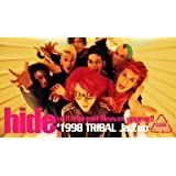 "hide with Spread Beaver appear !! ""1998 TRIBAL Ja,zoo"" (初回限定版) [DVD]"