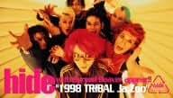 "hide with Spread Beaver appear !! ""1998 TRIBAL Ja,zoo"" (初回限定版) [DVD]"