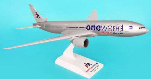 1: 200 スカイマークス アメリカン 航空 ボーイング 777-200 OneWorld Colors (並行輸入)