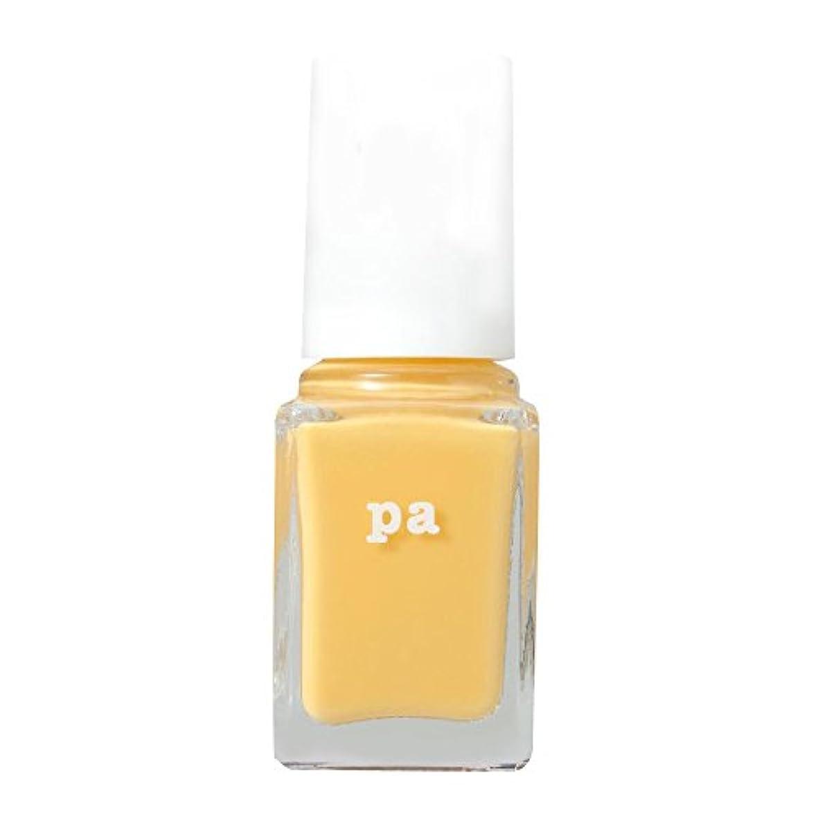 黒くする敬意を表する見つけるpa ネイルカラー プレミア AA185 (6mL)