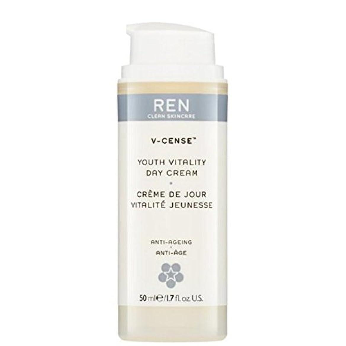 REN V-Cense Revitalising Night Cream - の-リバイタライジングナイトクリーム [並行輸入品]