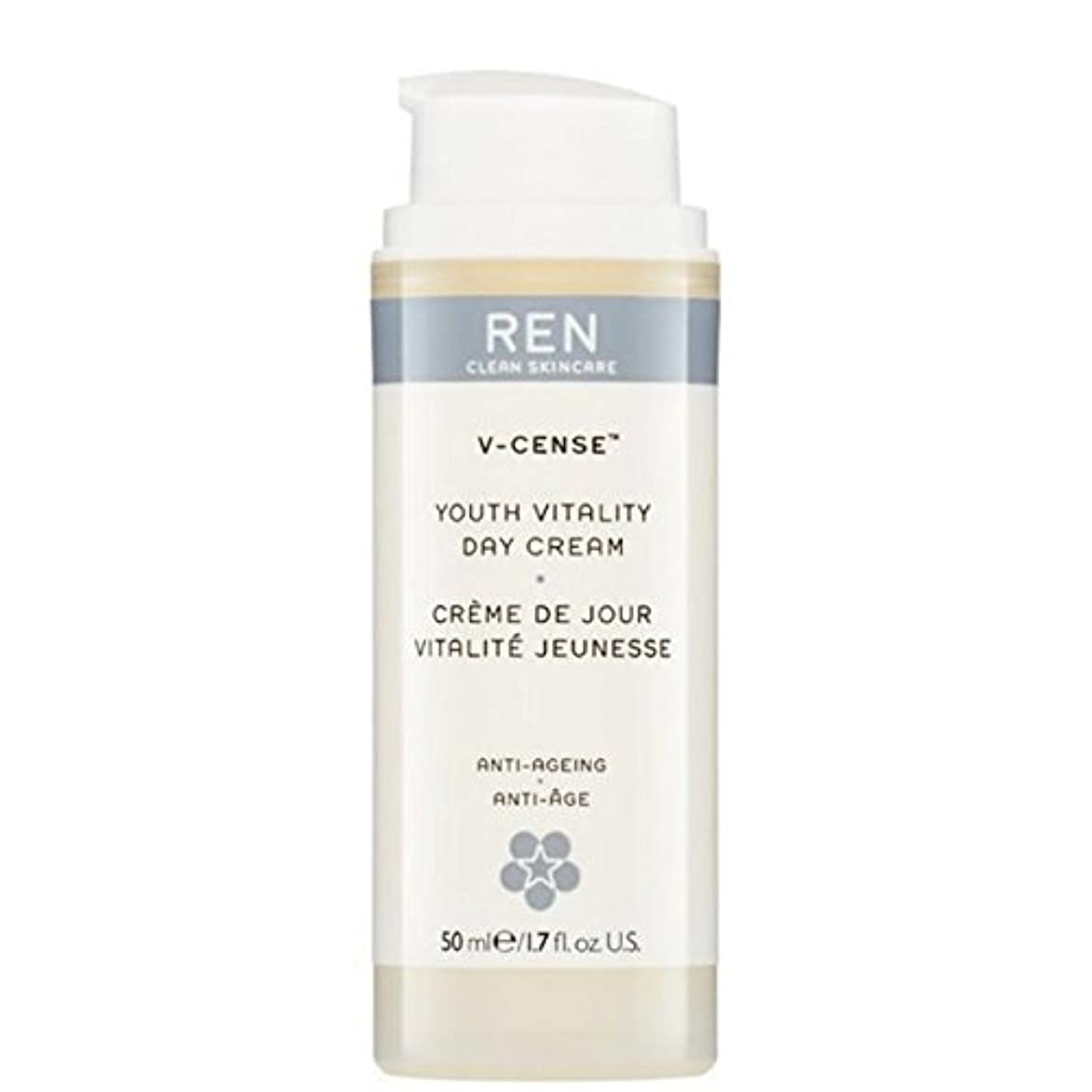 プロポーショナル通路微妙REN V-Cense Revitalising Night Cream (Pack of 6) - の-リバイタライジングナイトクリーム x6 [並行輸入品]