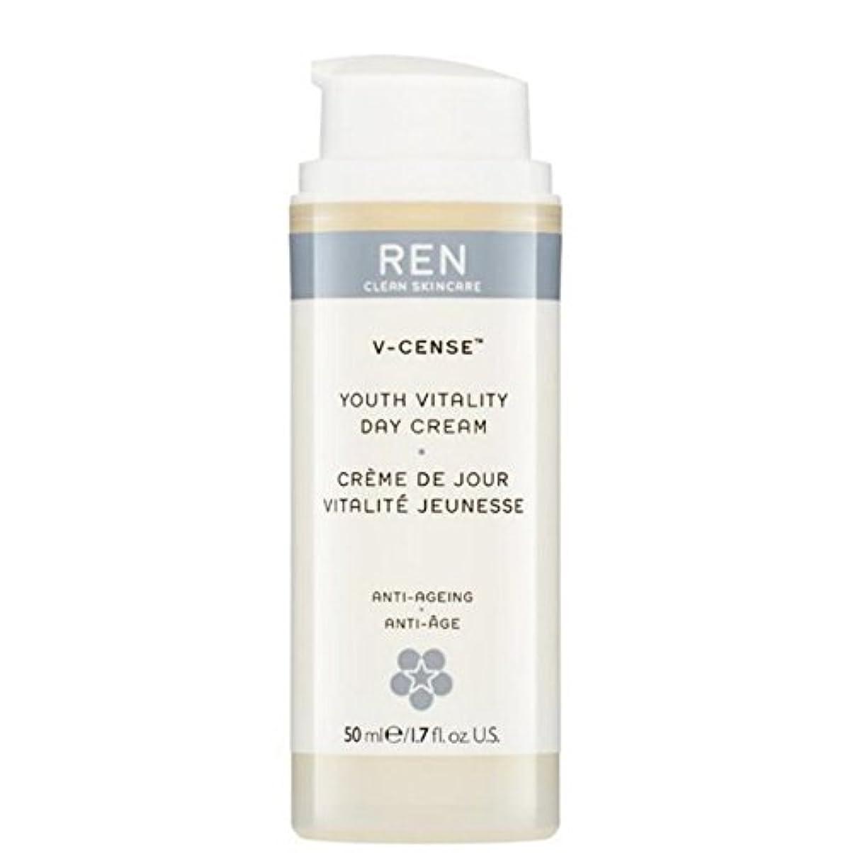 圧力本質的ではないお尻REN V-Cense Revitalising Night Cream - の-リバイタライジングナイトクリーム [並行輸入品]