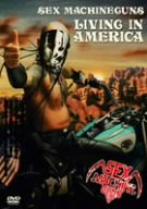 LIVING IN AMERICA [DVD]()