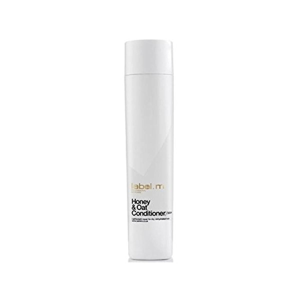 荒らすコピー有名Label.M Honey & Oat Conditioner (300ml) (Pack of 6) - .ハニー&オーツ麦コンディショナー(300ミリリットル) x6 [並行輸入品]
