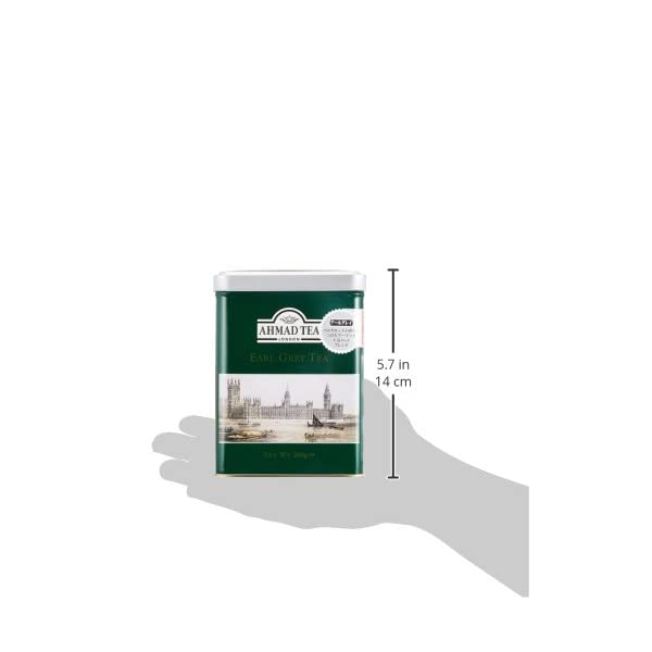 AHMAD アールグレイ 200gの紹介画像3