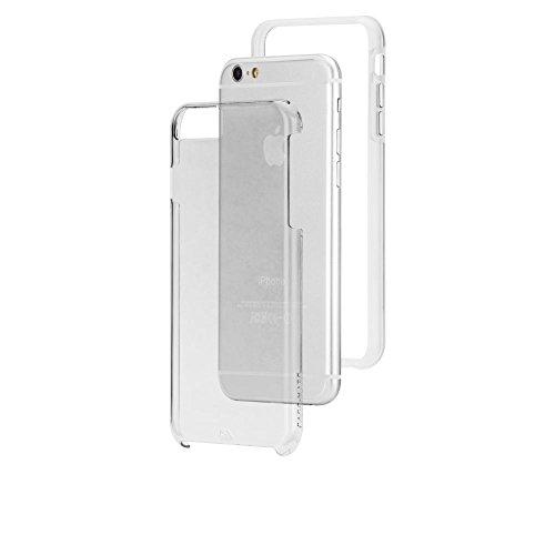 Case-Mate 【透明デュアルレイヤー】日本正規品 iPhone6 Plus 5.5 inch Hybrid Tough Naked Case, Clear / Clear ハイブリッド タフ ネイキッド ケース CM031443