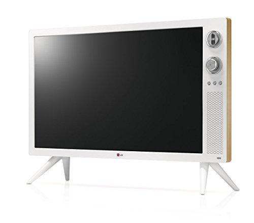 "LG 32LB640R クラシック TV 32"" HD LED レトロ デザイン IPS Display (220V Converter Required ) [並行輸入品]"