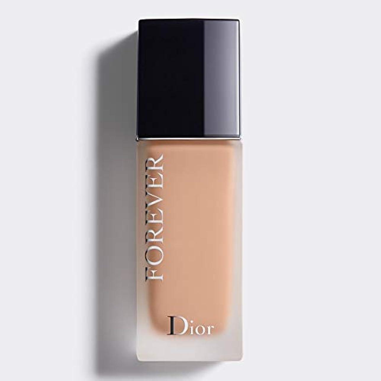 異常なスクラブ地雷原クリスチャンディオール Dior Forever 24H Wear High Perfection Foundation SPF 35 - # 3CR (Cool Rosy) 30ml/1oz並行輸入品