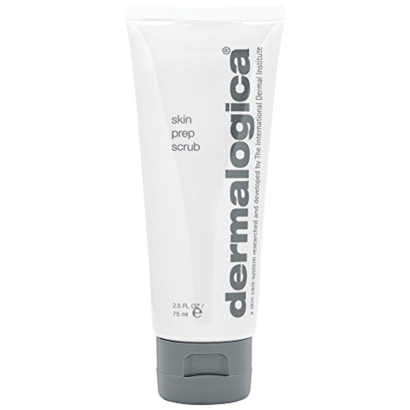 社会科マイル矢じりダーマロジカスキンプレップスクラブ75ミリリットル (Dermalogica) (x6) - Dermalogica Skin Prep Scrub 75ml (Pack of 6) [並行輸入品]