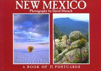 New Mexico: A Book of 21 Postcards