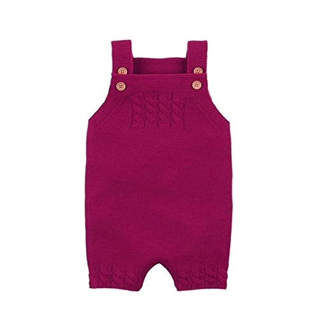 カレッジすでに子豚ベビーロンパースセット幼児スーツ全体のノースリーブの赤ちゃんの服秋のニット女の子の赤ちゃんのカジュアル服 (Color : I2 833, Kid Size : XL)