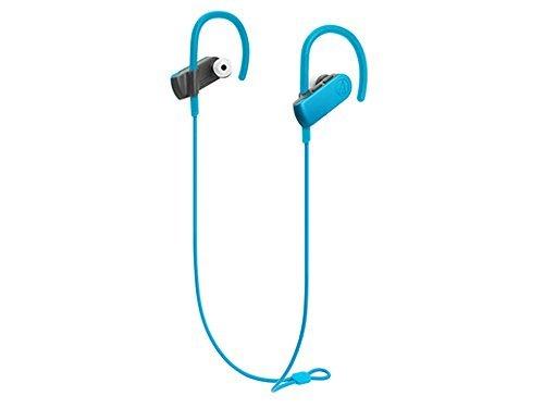 オーディオテクニカ ATH-SPORT50BT-BL ワイヤレスヘッドホン ターコイズブルー