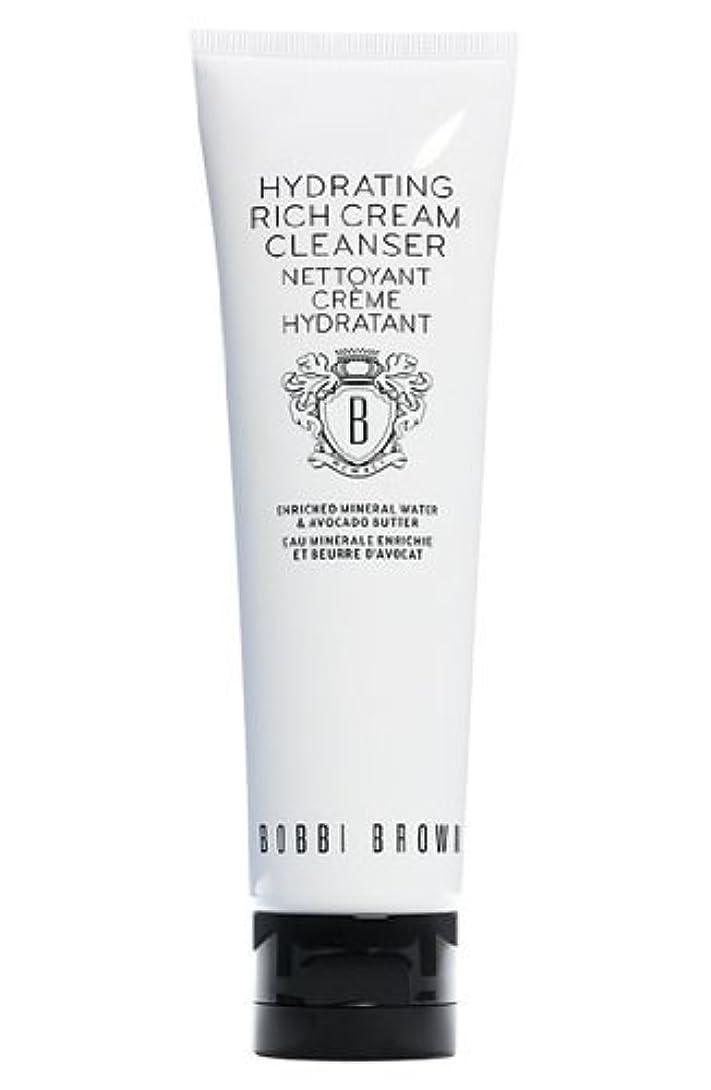 保持温室行くBobbi Brown Hydrating Rich Cream Cleanser (ボビーブラウン ハイドレイティングリッチクリームクレンザー) 4.2 oz (126ml)