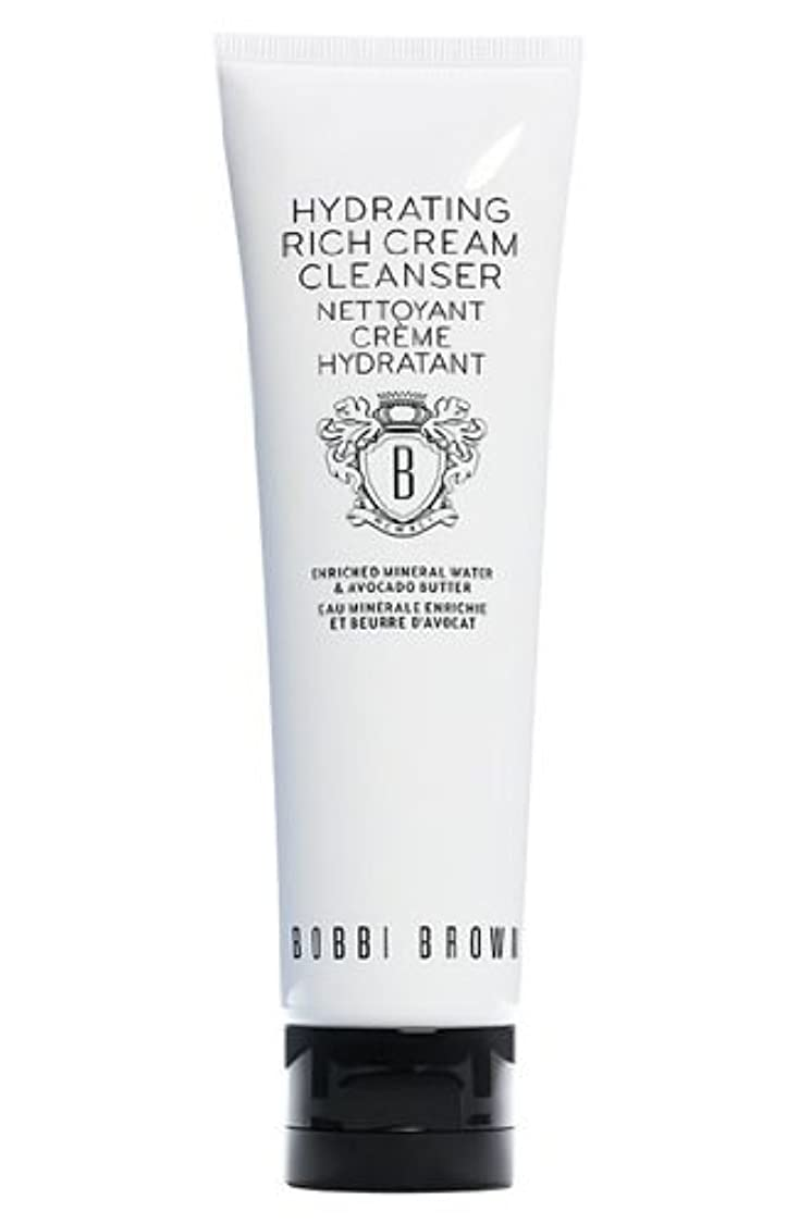 うま難破船航海Bobbi Brown Hydrating Rich Cream Cleanser (ボビーブラウン ハイドレイティングリッチクリームクレンザー) 4.2 oz (126ml)