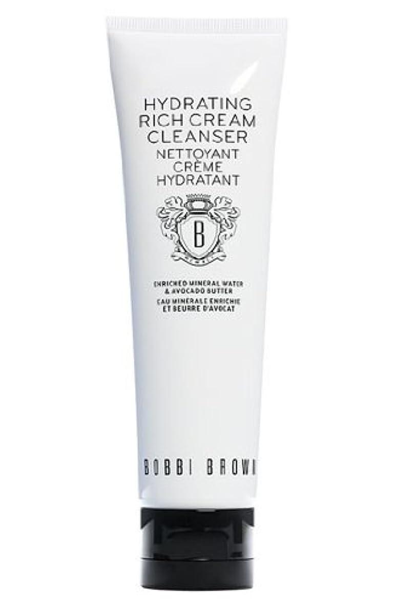禁止するキュービック広告するBobbi Brown Hydrating Rich Cream Cleanser (ボビーブラウン ハイドレイティングリッチクリームクレンザー) 4.2 oz (126ml)