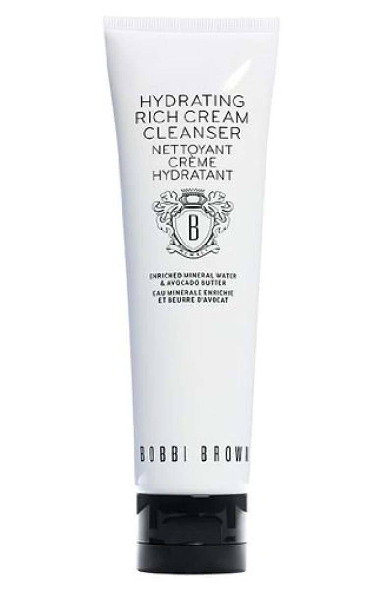 忘れられない冷酷な義務的Bobbi Brown Hydrating Rich Cream Cleanser (ボビーブラウン ハイドレイティングリッチクリームクレンザー) 4.2 oz (126ml)