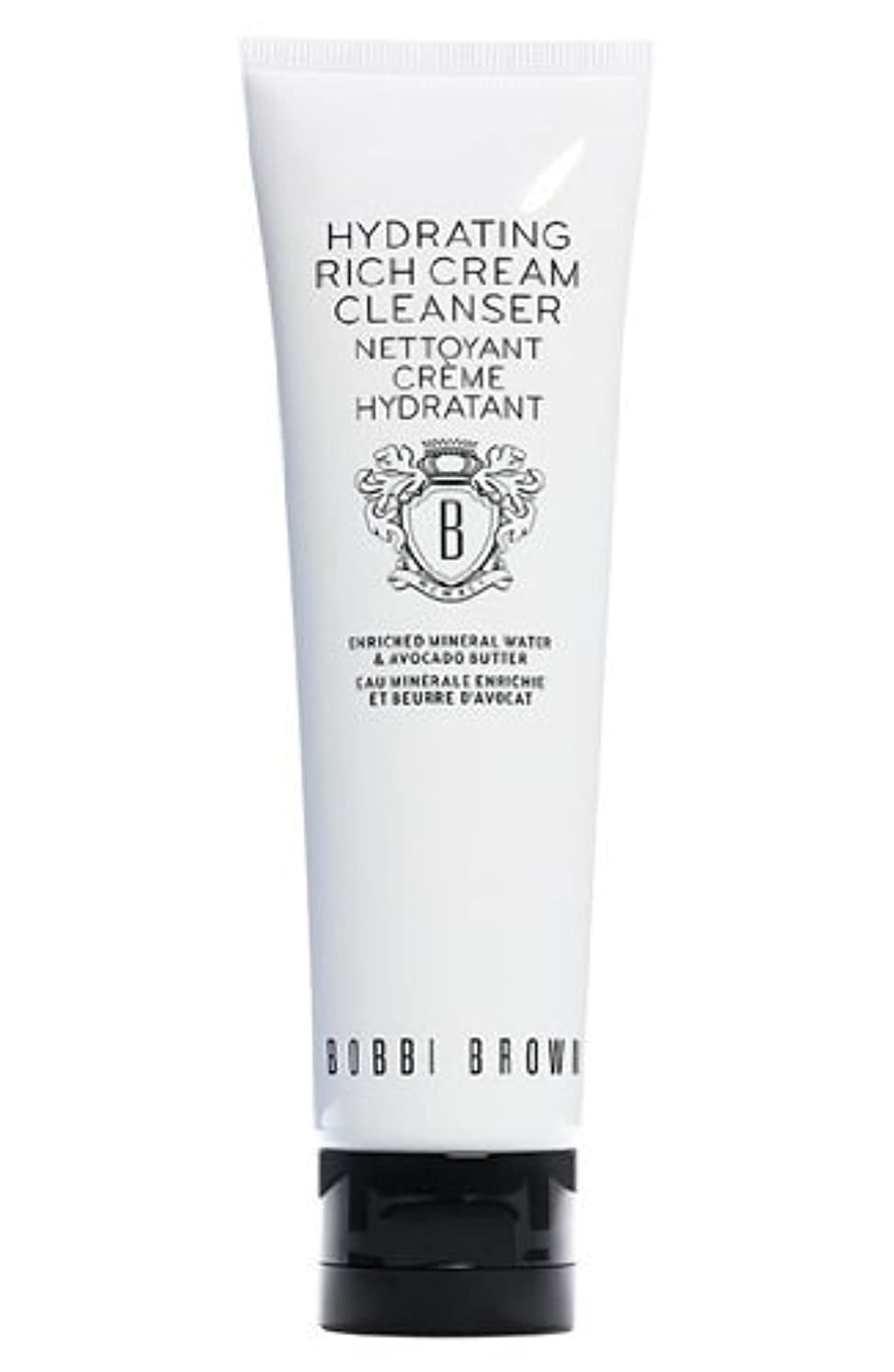 救い大残り物Bobbi Brown Hydrating Rich Cream Cleanser (ボビーブラウン ハイドレイティングリッチクリームクレンザー) 4.2 oz (126ml)