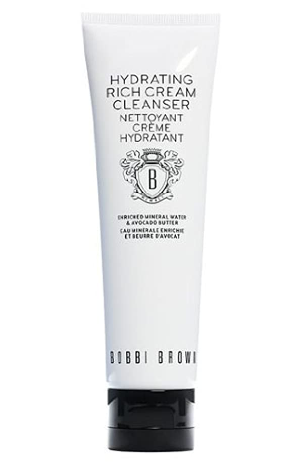 番目発信水陸両用Bobbi Brown Hydrating Rich Cream Cleanser (ボビーブラウン ハイドレイティングリッチクリームクレンザー) 4.2 oz (126ml)