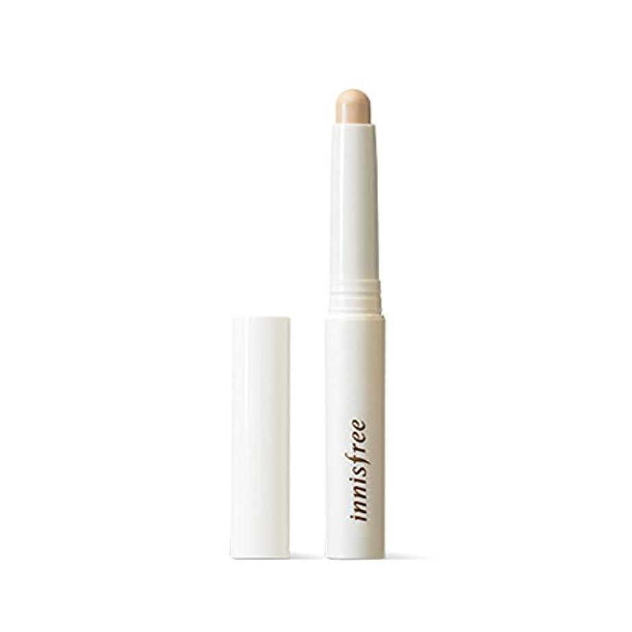 認めるかき混ぜるフィードバックイニスフリーミネラルスティックコンシーラー2g Innisfree Mineral Stick Concealer 2g [海外直送品][並行輸入品] (#1. Light Beige)