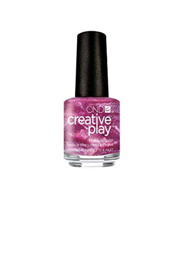 国籍ファッションペストリーCND Creative Play Lacquer - Pinkidescent - 0.46oz / 13.6ml