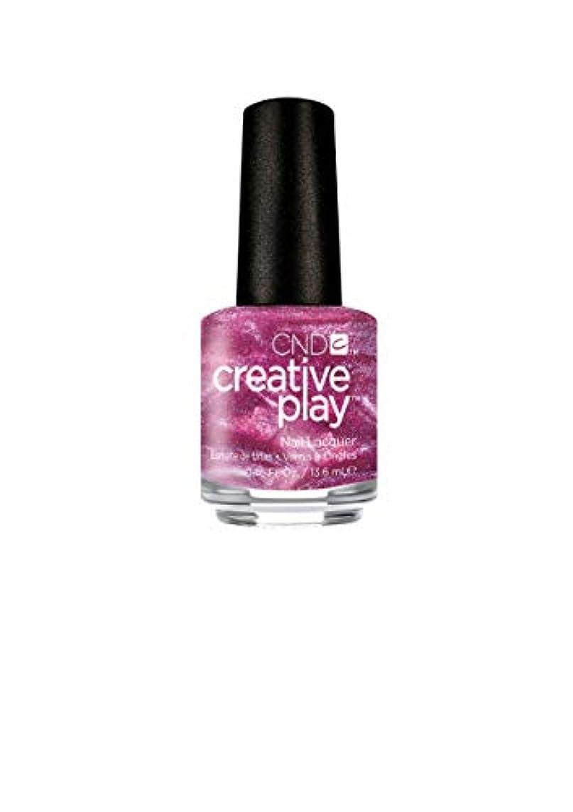 ワーディアンケース世代呼吸するCND Creative Play Lacquer - Pinkidescent - 0.46oz / 13.6ml